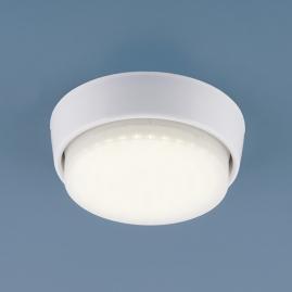 Точечный светильник Elektrostandard 1037 GX53 белый