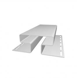 h-профиль Nordside белый 3050x1,1мм