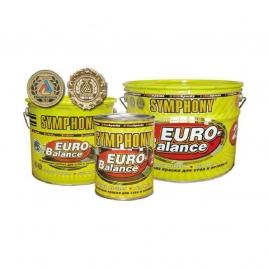 Краска ВД Symphony евро-баланс 2 супербелая 0,9л