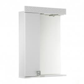 Шкаф-зеркало Акватория Афины-60 левый