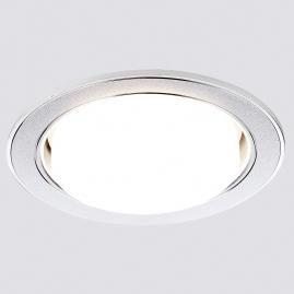 Светильник точечный Ambrella light G170 PS-CH перламутровый хром GX53