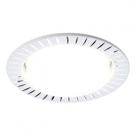 Светильник точечный Ambrella light G816 W белый GX53