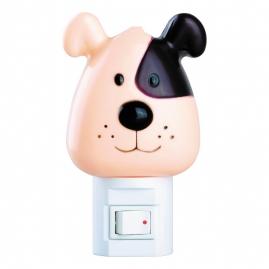 """Ночник Camelion NL-004 с выключателем """"собака"""", 220V, 7W"""
