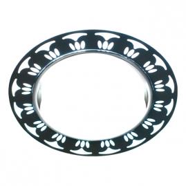 Светильник точечный Ambrella light G433 WH-CLD белый матовый GX53+3W LED COLD