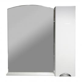 Зеркало AQUANET Асти 85, белое, без светильника 177790