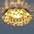 Точечный светильник Strotskis FGD/GC/Clear-206 золото, тонированный, прозрачный
