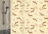 Шторка для ванной Vilina Дельфины бежевые полиэстер 1800х1800мм