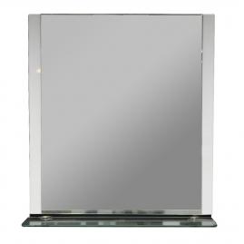 Зеркало AQUANET Асти 75 белое без светильника 177789