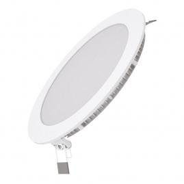 Светильник светодиодный Gauss встраиваемый круг IP20 15Вт170х22 O155 6500K 1250лм 1-20