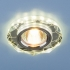 Точечный светильник MR16, 2120 зеркальный, серебро