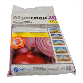 Нетканый материал Агроспан 30(4,2x10)