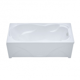 Ванна акриловая Triton Эмма 1500х700мм на каркасе, без сифона, без панели
