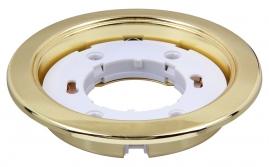 Светильники встраиваемые Jazzway PGX70 121x54мм золото