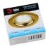 Точечный светильник ST1 GD Эра штампованный MR16, 12V, 50W золото
