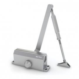 Доводчик дверной Palladium 1025 ST 25 кг серебро