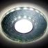 Светильник точечный Ambrella light S175 PR-CH перламутровый, хром MR16+3W LED WHITE