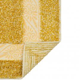 Коврик для ванной комнаты Fora Эконом натуральный 45х75см FOR-M002N