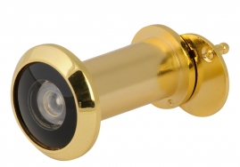 Глазок дверной БУЛАТ золото 35-60мм
