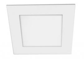 Светильник светодиодный встраиваемый Jazzway квадрат 12Вт 6500K 170x170x25мм белый PPL - SPW