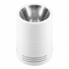 Светильник светодиодный Feron накладной AL518 10Вт 800Lm, 4000K, 30 градусов, белый 29577