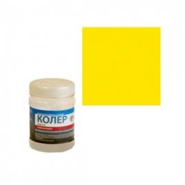 Паста колеровочная ВГТ концентрат 0,3кг желтая