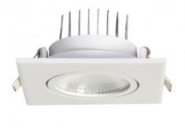 Светильник точечный светодиодный Jazzway 5Вт 4000K IP40 белый PSP-S 8840