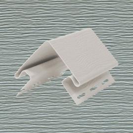 Угол наружный NORDSIDE Серый 3050x1,1мм