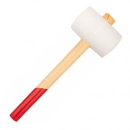 Киянка Т4Р деревянная ручка белая резина 340г3304101