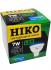 Лампа светодиодная HIKO рефлектор 7Вт GU5.3 4000K QH14