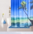 Шторка для ванной IDDIS Maldivian 630P18Ri11