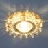 Точечный светильник MR16, 6037 зеркальный/золото