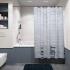 Штора для ванной комнаты Fora Loft кирпич FOR-LT097