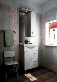 Зеркало Orio Стиль-55 правое 1036-1