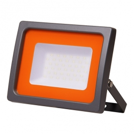 Прожектор светодиодный Jazzway PFL-SC-30w 30Вт 6500К IP65 матовое стекло