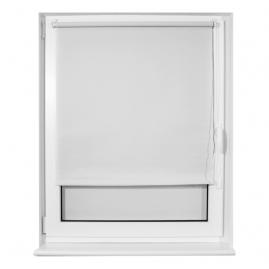 Штора рулонная Linerra 34х160см белый