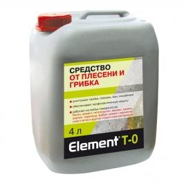 Средство от плесени и грибка Element Т-0 4л