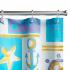 Шторка для ванной Fora Штурвал PH62
