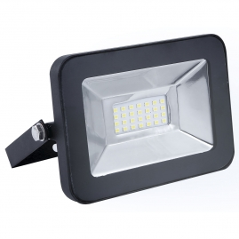 Прожектор Ultraflash LFL-3001 LED SMD 30Вт 230В 6500К C02 черный