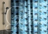 Шторка для ванной Vilina Кораллы полиэстер 1800х1800мм