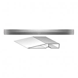 Правило алюминиевое Fit Трапеция Профи 09006 1,5м