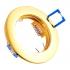Точечный светильник Эра KL1 GD литой простой MR16, 12V, 50W золото