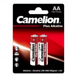 Батарейка Camelion LR 6 Plus Alkaline BL-2 1.5В 1652