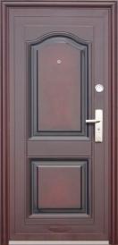 Дверь металлическая Kaiser K516-2, левая 960