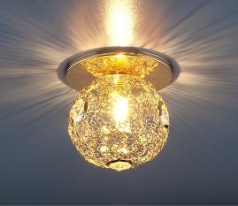 Точечный светильник-1002 G9 золото