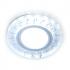Светильник точечный Ambrella light LED S216 CL-FR прозрачный-матовый GU5.3+3ВтLED COLD D90х25