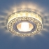 Точечный светильник MR16, 6034 хром/прозрачный