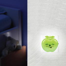 Ночник Camelion с выключателем яблоко NL-232 Led 220В 13807
