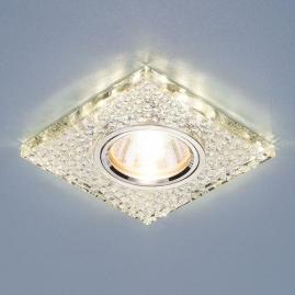 Точечный светильник MR16, 2150 зеркальный, серебро