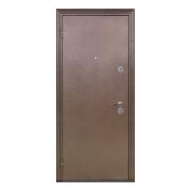 Дверь металлическая Меги 594 металл/металл 2050x870мм левая