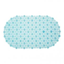 Коврик противоскользящий SPA-коврик Паутинка голубой 66х37см FOR-SPA02-BL